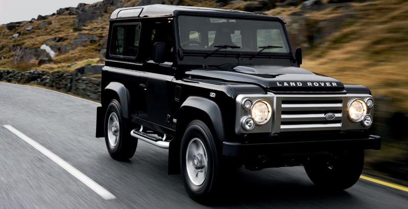 Производство Land Rover Defender продолжится