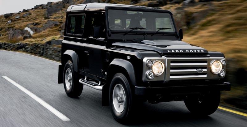 Производство Land Rover Defender продолжится