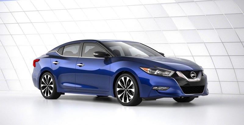 Новый Nissan Maxima обзавелся «заряженной» версией