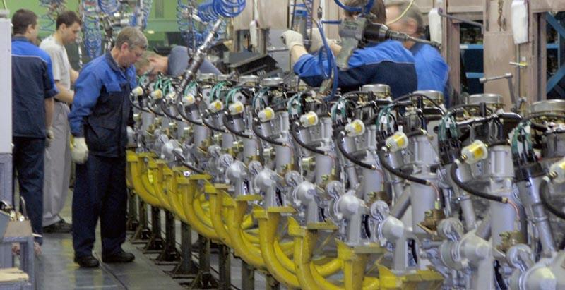 Вседорожники «УАЗ» получат новые двигатели