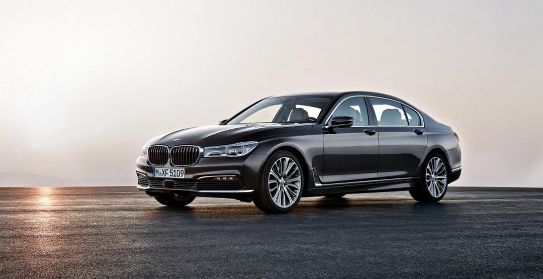 Стала известна российская стоимость новой генерации BMW 7-Series