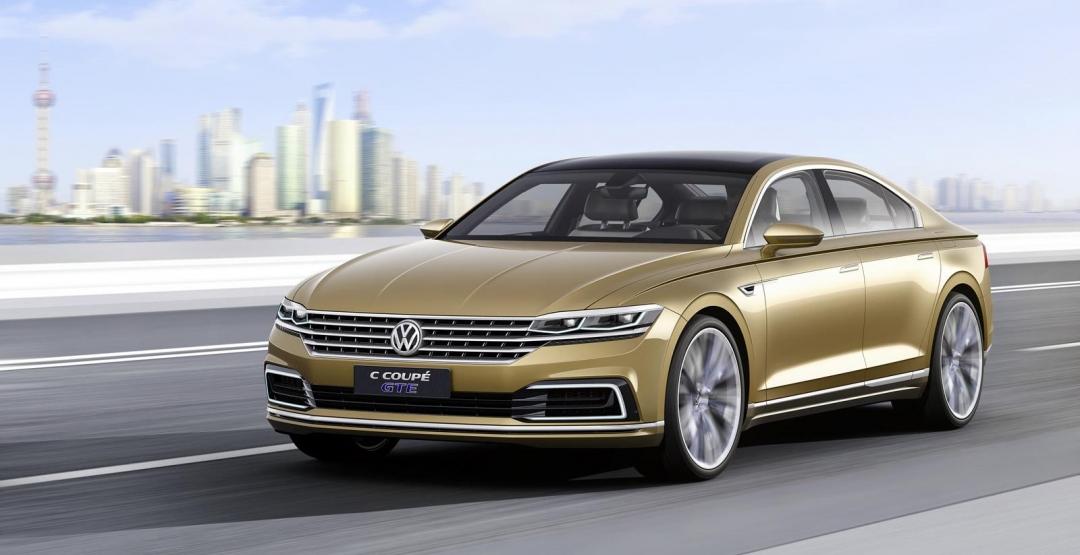 Новый седан от Volkswagen