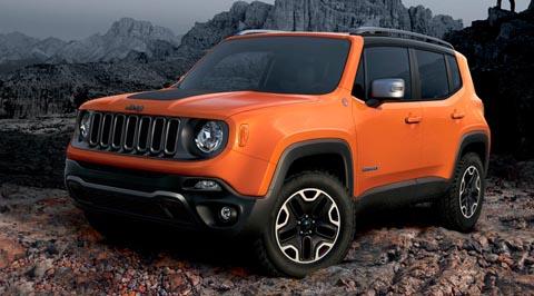 Отзывы о Jeep Renegade 2016 (Джип Ренегат 2016)