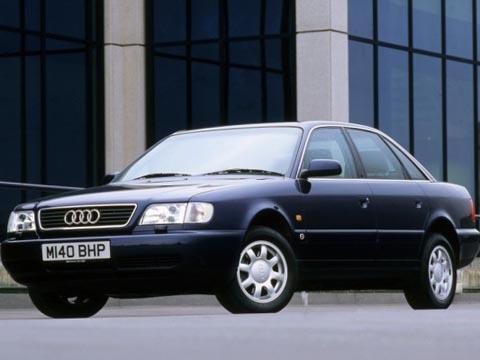 Отзывы о Ауди А6 С4 (Audi A6 C4)