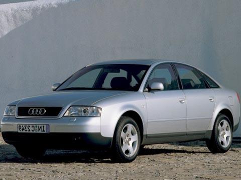Отзывы о Ауди А6 С5 (Audi A6 C5)