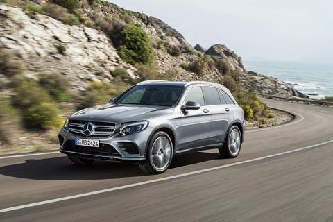 Отзывы о Мерседес ГЛС 2016 (Mercedes GLC 2016)