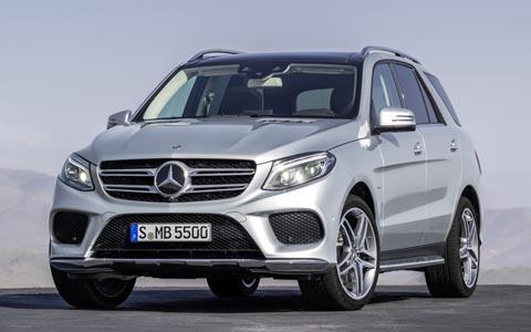 Отзывы о Мерседес ГЛЕ 2016 (Mercedes GLE 2016)
