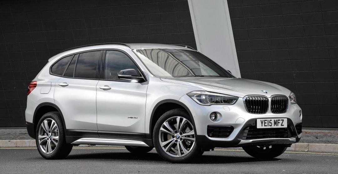 Доступная версия BMW X1 появилась в России
