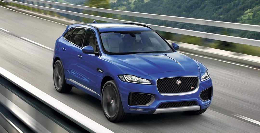 Стала известна дата начала кроссовера от Jaguar