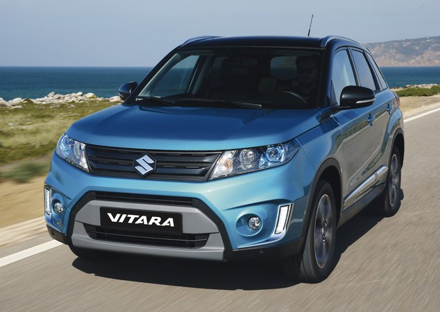 Отзывы о Сузуки Витара 2016 (Suzuki Vitara 2016)