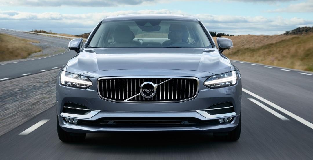 Шведы представят новый универсал Volvo V90 18 февраля