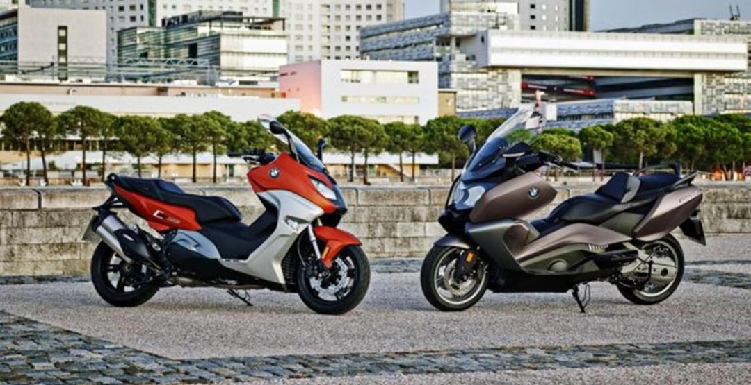 БМВ раскрыл цены на новинки мотоциклов и скутеров в России