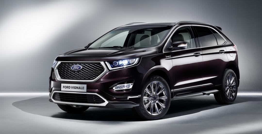 Ford расширил комплектацию Vignale на другие автомобили