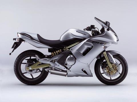 Кавасаки ЕР-6Ф, отзывы владельцев о мотоцикле kawasaki er-6f