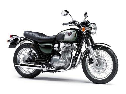 Отзывы о Кавасаки W800 (Kawasaki W800)