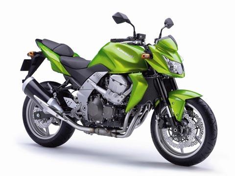Отзывы о Кавасаки Z750 (Kawasaki Z750)