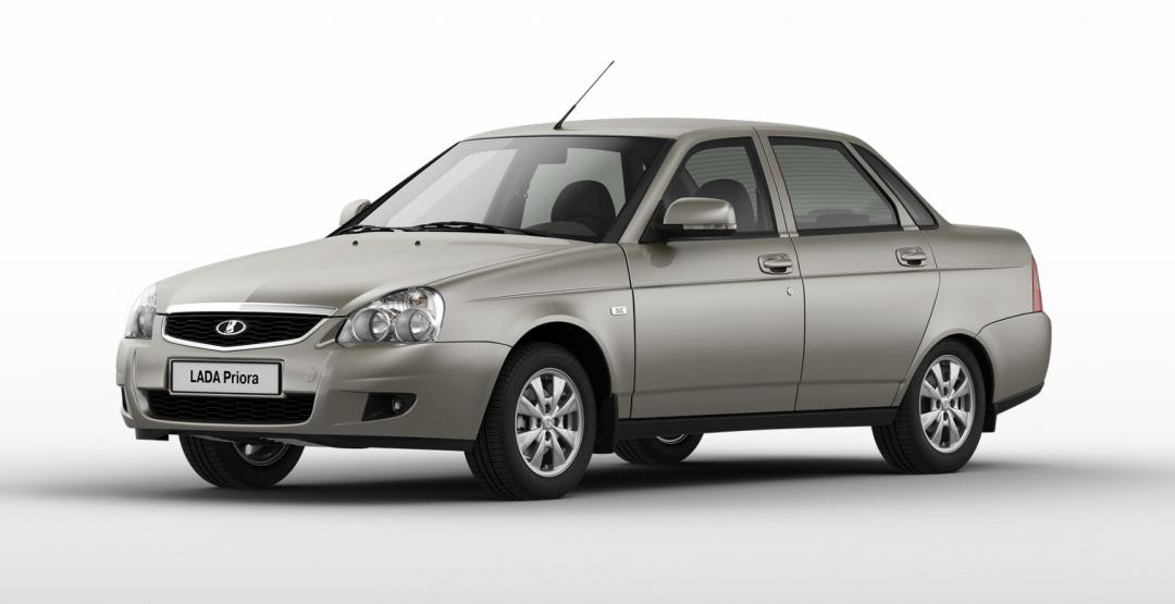 АвтоВаз запустил в продажу самую доступную Приору