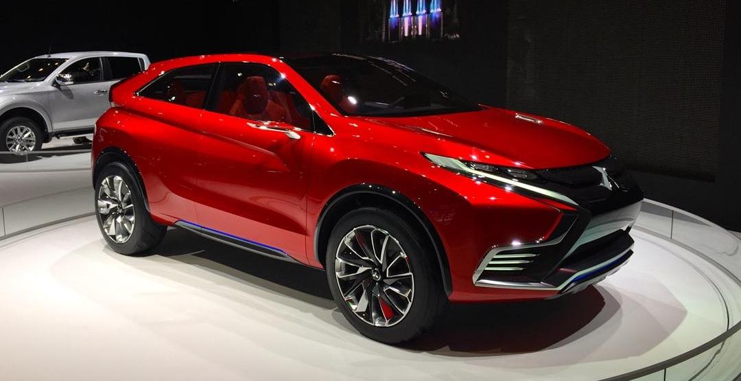 Mitsubishi показал новое поколение ASX