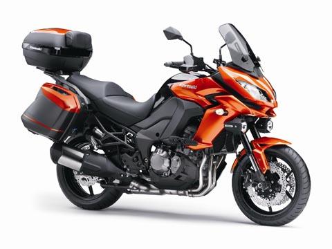 Отзывы о Кавасаки Версус 1000 (Kawasaki Versys 1000)