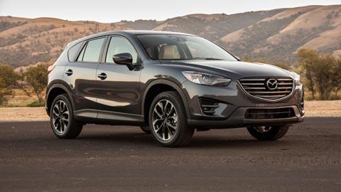 Отзывы о Mazda CX 5 2016 (Мазда СХ 5 2016)