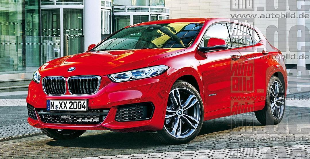 Есть информация о BMW X2