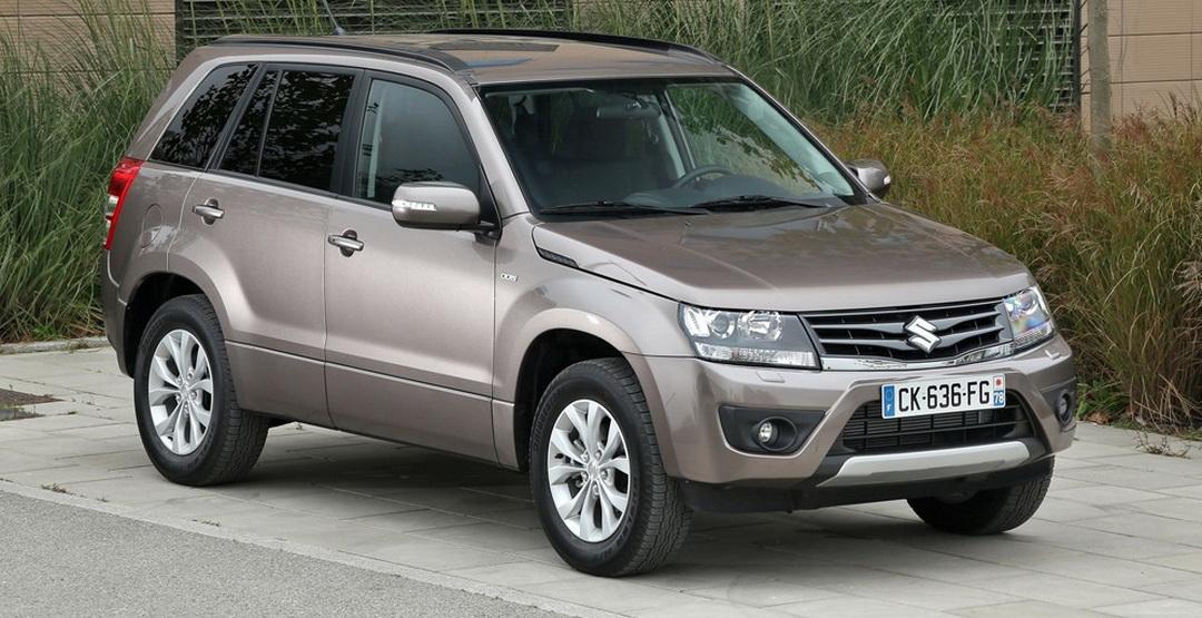 Suzuki Grand Vitara становится дефицитом в России