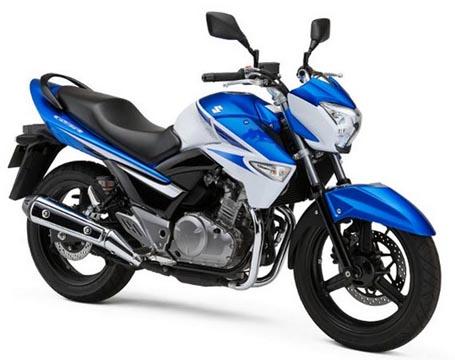 Отзывы о Suzuki GSR 250 (Сузуки GW 250)