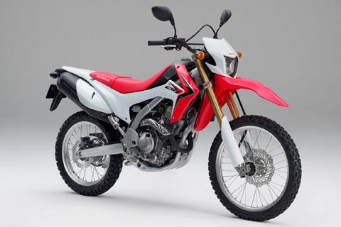 Отзывы о Хонда СРФ 250Л (Honda CRF 250L)
