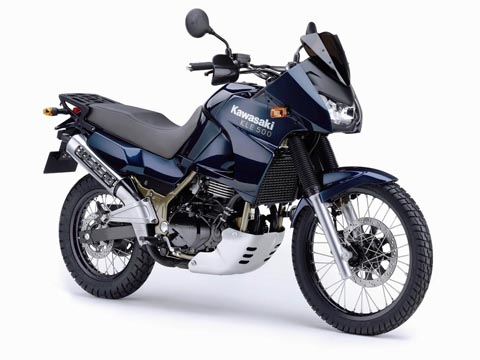 Отзывы о Кавасаки КЛЕ 500 (Kawasaki KLE 500)
