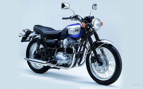 Отзывы о Кавасаки W650 (Kawasaki W650)