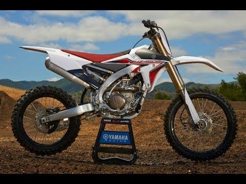 Отзывы о Ямаха YZ 450F (Yamaha YZ 450F)