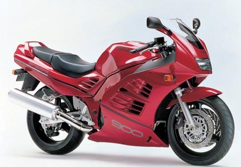 Отзывы о Сузуки РФ 900 (Suzuki RF 900)