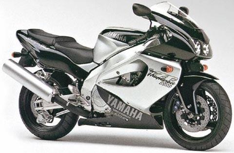 Отзывы о Ямаха YZF 1000R Thunder Ace (Yamaha YZF 1000R Thunder Ace)