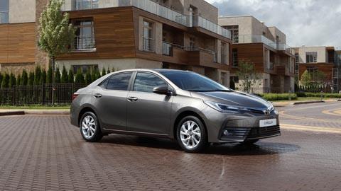 Отзывы о Toyota Corolla 2016 (новая Тойота Королла 2016)