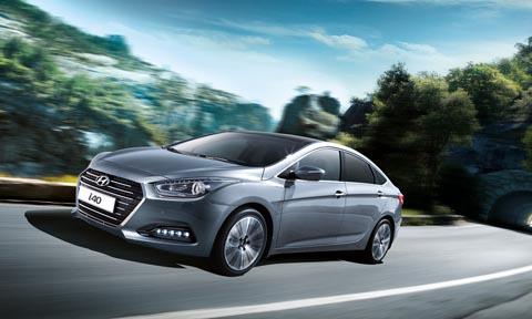 Отзывы о Хендай ай 40 2016 (Hyundai i40 седан 2016)