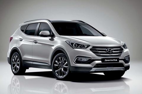 Отзывы о Хендай Санта Фе 2016 (Hyundai Santa Fe 2016)
