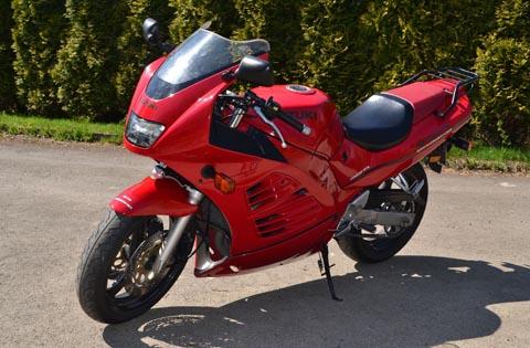 Отзывы о Сузуки РФ 600 (Suzuki RF 600)