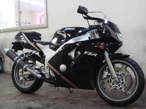 Отзывы о Yamaha FZR 400 RR (Ямаха Фазер 400 РР)