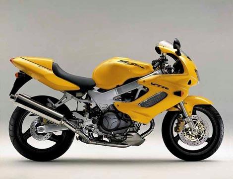 Отзывы о Honda VTR 1000F (Хонда ВТР 1000F)