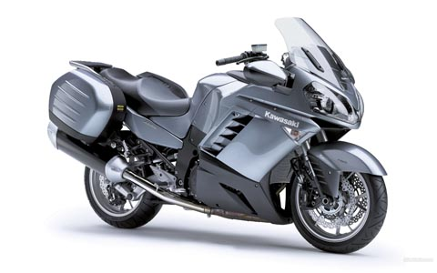 Отзывы о Кавасаки 1400 ГТР (Kawasaki 1400 GTR)