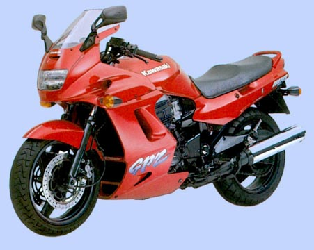Отзывы о Кавасаки GPZ 1100 (Kawasaki GPZ 1100)