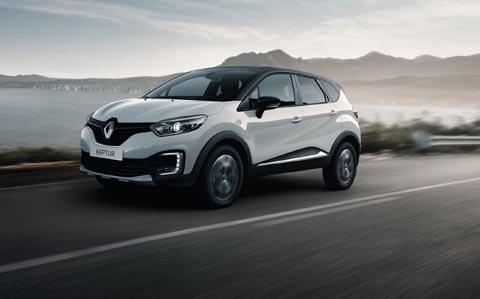 Отзывы о Рено Каптур 2016 (Renault Captur 2016)