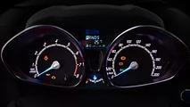 Расход топлива Форд Фиеста