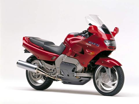 Отзывы о Yamaha GTS 1000 (Ямаха GTS 1000)