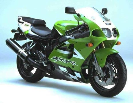 Отзывы о Кавасаки Нинзя ЗХ-7Р (Kawasaki Ninja ZX 7R)