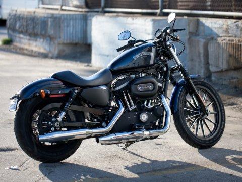 Отзывы о Харлей-Девидсон 883 Айрон (Harley-Davidson 883 Iron)