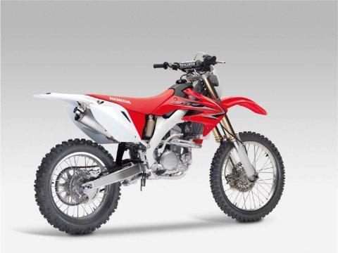 Отзывы о Хонде СРФ 250Х (Honda CRF 250X)