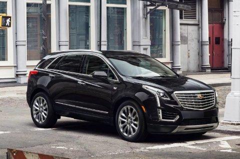 Отзывы о Кадиллак ХТ5 2017 (Cadillac XT5 2017)