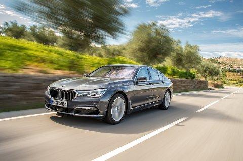 Отзывы о BMW 7 серии G11/G12 2017 (БМВ 7 серии Г11/Г12 2017)