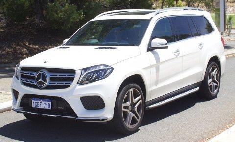 Отзывы о Mercedes GLS 2017 (Мерседес ГЛС 2017)